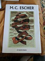C Escher Calendar 1983 Vintage M
