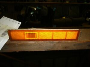 Corner/Park Light Side Marker Bumper Fits 87-94 SHADOW 24873