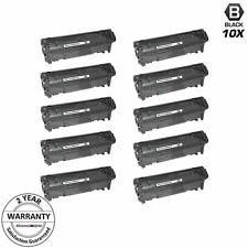 10pk 104 FX10 FX9 Toner Cartridge for Canon imageclass mf4270 mf4150 d480 d420