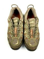 Women's THE NORTH FACE Hiking Shoes Size 8 Color Brown