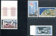 TAAF 1962 26-27,30-31 ** POSTFRISCH 360€(S1332