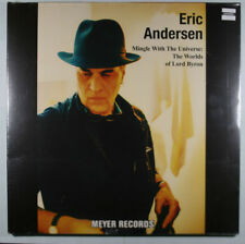 ERIC ANDERSEN Mingle With The Universe: The Words of Lord Byron NEW VINYL ALBUM