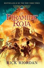Vintage Espanol: La Pirámide Roja Bk. 1 by Rick Riordan (2012, Paperback)