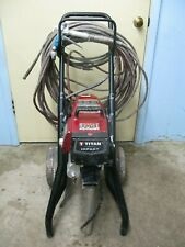 Titan 805-004 / 805004 Impact 640 High Rider Airless Paint Sprayer Tested !