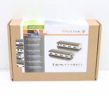 Trulink 81646 USB 2.0 Aluminium Hub Add 7 USB Ports to PC or MAC Free Delivery