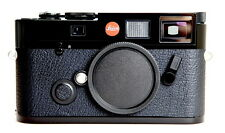 New Unused Leica M6 TTL Dragon 2000 Millennium Black Paint Film Camera 0.85 x