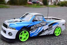 DRIFT 4WD MONSTER TRUCK HOT RACING RADIO REMOTE CONTROL CAR RECHARGEABLE 1/10