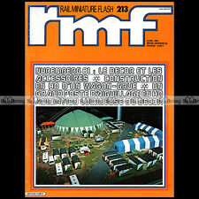 RMF N°213 WAGON-GRUE INDUSTRIAL WORKS, CLAUDE HEMMING, CORAIL, CIRQUE SARRASANI