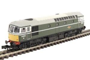 Dapol 2D-001-003 Class 33/0 D6539 in BR green - N Gauge
