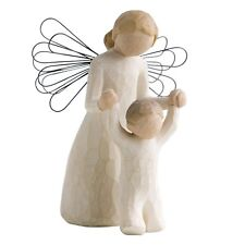 Willow Tree Angel Figurine - Guardian Angel 26034 in Branded Gift Box