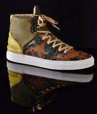 Filling Pieces Mens 2013 Luxury Digi Camo Boots Size Eur 41/US 8-8.5M Sneakers