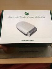 Sony Ericsson Bluetooth media viewer mmv-100. En caja con accesorios. Envio 24H