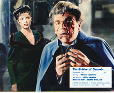 Yvonne Monlaur and David Peel UNSIGNED photo - H7847 - The Brides of Dracula