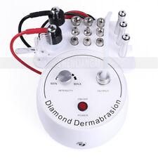 Mini 3-1 Diamond Microdermabrasion Dermabrasion Facial Peel Vacuum Spray Machine