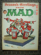 MAD MAGAZINE #68 - JANUARY 1962 - E.C. COMICS - VERY GOOD / FINE COND