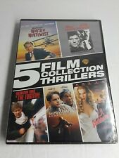 5 Film Collection: Thrillers 5-Disc Set New Alfred Hitchcock. Shawshank More