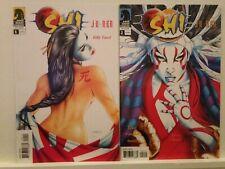 Dark Horse Comics Shi Ju-Nen #1-2  2004 NM