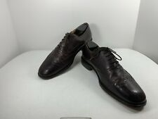 Bostonian Crown Windsor Mens Dress Shoes Size 10 M Wingtip