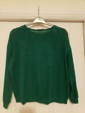 Cos Jumper - Green - Size S