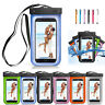 Universal Waterproof Phone Pouch Bag Underwater Dry Case Cover For iPhone 6 7 8