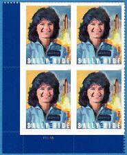 USA Sc. 5283 (50c) Sally Ride 2018 MNH plate block