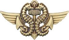Certificat Nageurs de Combat, dos lisse, attache type pin's, Boussemart (10152)