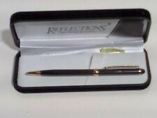 Reflections Fine Writing Instruments Pen Inscribed SBI  gunmetal