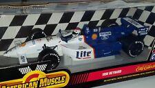1/18 ERTL AMERICAN MUSCLE MILLER LITE 1998 REYNARD CART od