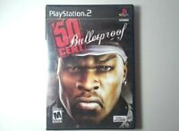 50 Cent: Bulletproof (Sony PlayStation 2, 2005)