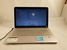 HP ENVY m6-p113dx AMD Quad Core FX 8800P Radeon R7 6GB RAM No HDD Bad Battery