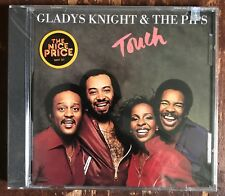 Gladys Knight & The Pips TOUCH CD Sealed! Prod: Ashford & Simpson I Will Fight!