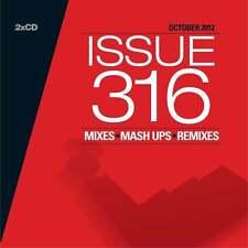 Mastermix Issue 316 Twin DJ CD Set Mixes Motown Classics Megamix & Marvin Gaye