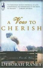 A Vow to Cherish (A Vow to Cherish Series #1) (Steeple Hill Women's Fiction #37