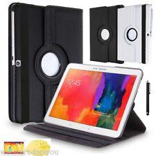 """360° Samsung Galaxy Tab Pro-10.1"""" SM-T520N/T521/T525N Schutz Hülle Tasche Case"""