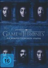 Game of Thrones - Die komplette sechste Staffel [5 DVDs] (2016)