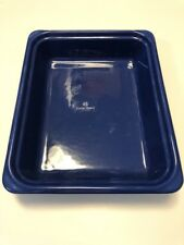 Emile Henry Large Rectangular Baking Dish 11x9 AZUR 3426 Blue 71110 France NEW!