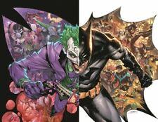 Dc Comics Batman #100 Joker War Main Cover Nm 10/6/2020 Pre-Sale