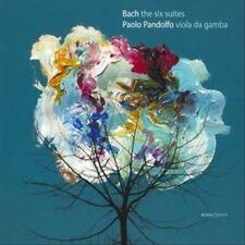 Bach: Cello Suites Nos. 1-6, New Music