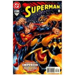 Superman (1987 series) #153 in Very Fine + condition. DC comics [*8j]