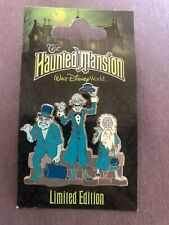 Wdw - The Haunted Mansion - Hitchhiking Ghosts pin; Le 1000