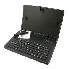 French AZERTY Bluetooth Keyboard Case For Toshiba Satellite Click Mini / Encore