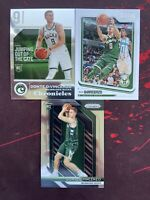 2018-19 Prizm DONTE DiVINCENZO Rookie Base RC Lot