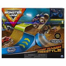 Monster Jam Champ Ramp Freestyle Playset