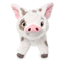 "Disney Store Pua 9 1/2"" Small Plush from Moana New with Tags"