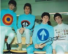 Pete Townshend The Who  autographed 8x10 photograph RP