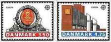 Timbres Europa Danemark 978/9 ** lot 23274