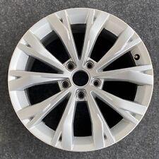 Originale VW Tiguan II 5NA Montana Cerchi Alluminio 17 Pollici Argento 5NA601025