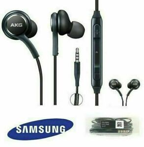 Samsung Galaxy s8 s9 s9 Plus Note 8 & mic Original  Earphones Headphones