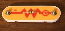 ELECTRONIC SNAP CIRCUITS 1K Resistor  R2 Replacement Part Elenco 6SCR2