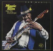 Magic Slim and The Teardrops - Raw Magic [CD]